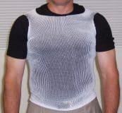 Tubular Elastic Retainer Net (Spandage™) – Vest