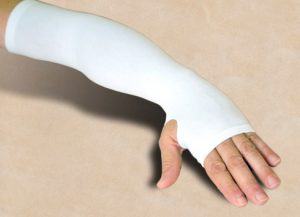 MT Protector Sleeves Arm and MT Protector Sleeves Arm Sleeve White