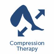 Pressure and Compression Therapy icon