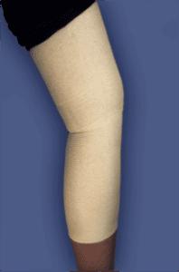 SpandaGrip Tubular Support-Compression Bandage - Leg